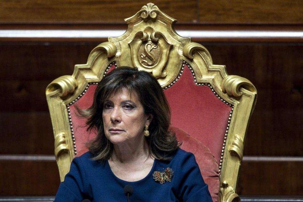 """Giustizia, Casellati: """"Basta barbarie, riforma improrogabile, sgomenta per le vicende Csm"""""""